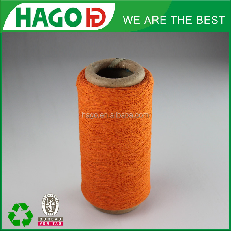 20s/1 open end cotton blended recycled best yarn felting