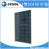Price per watt 100w 18v poly solar panel/ solar module best quality from China