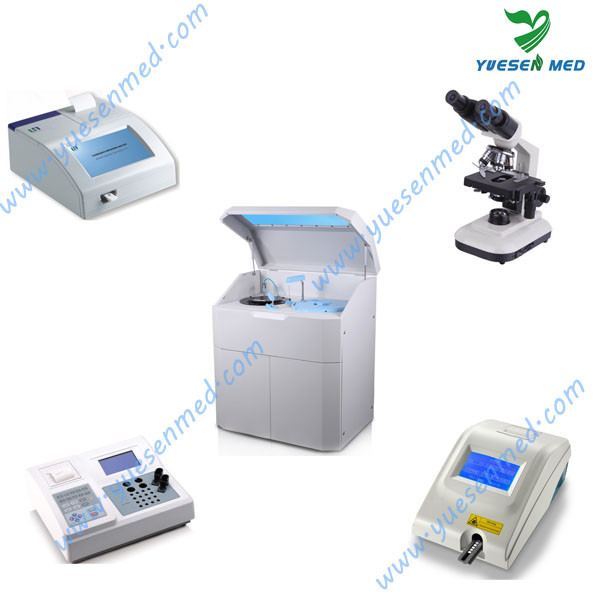 YSU-600BA good quality 5 inch touch screen Urine Analyzer