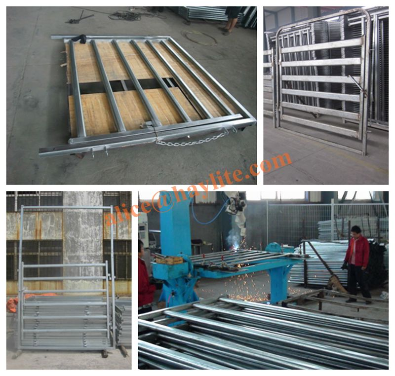 China Factory Cattle Panels cattle farm equipments