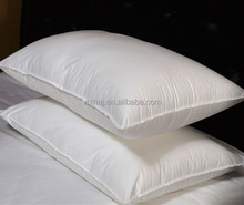 Wholesale Cheap White Polyester Microfiber Filling Hotel / Hospital Pillow