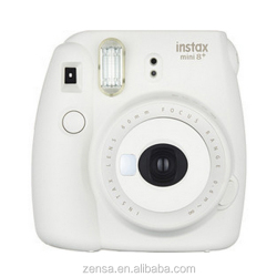 Fujifilm Instax Mini 8 Plus Instant Polaroid Photo Film Fuji Camera - Vanilla