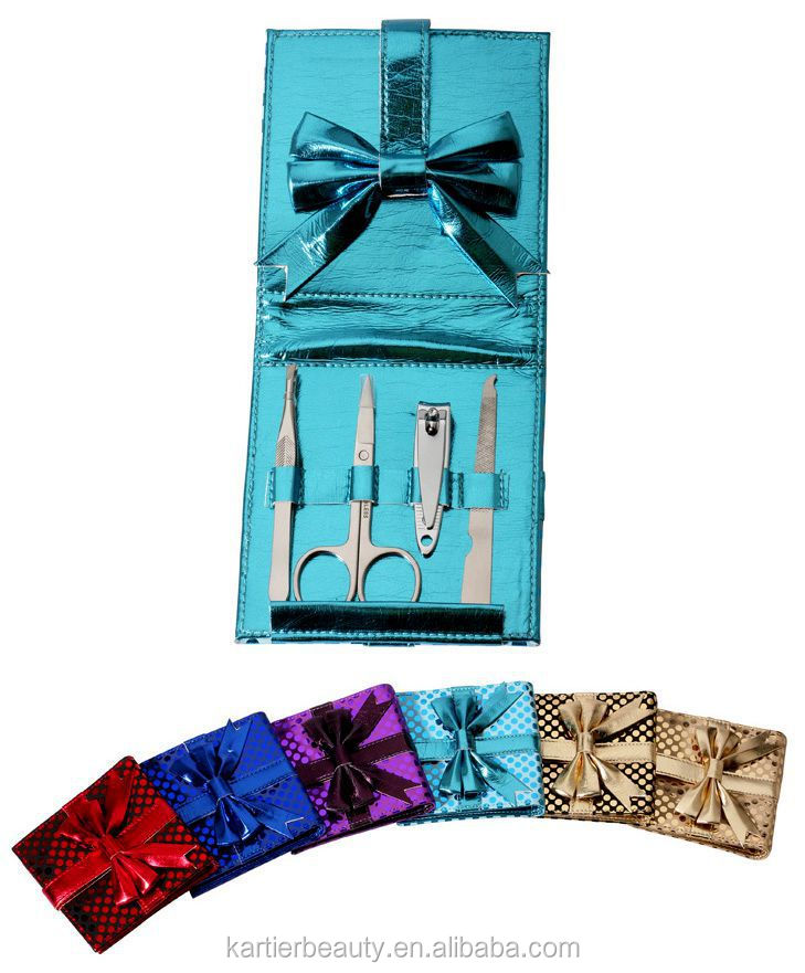777 Beauty Personal Care Manicure Set
