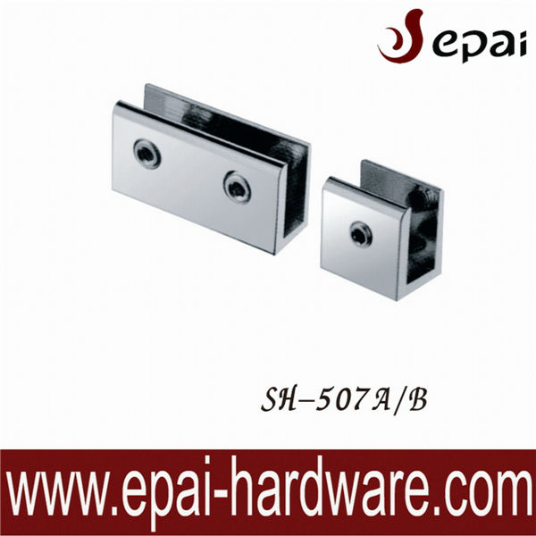 Quality Stainless steel knighthead clamp/glass connector