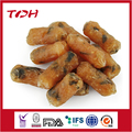 2016 New Arrival Bulk Crystal Chicken-Kelp Sausage Dog Food