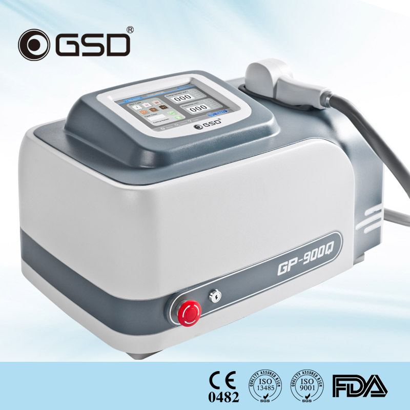 2015 GSD Professional laser hair removal beauty equipment/FCD laser hair removal(FDA)