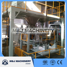 automatic fish meal weighing packaging machine