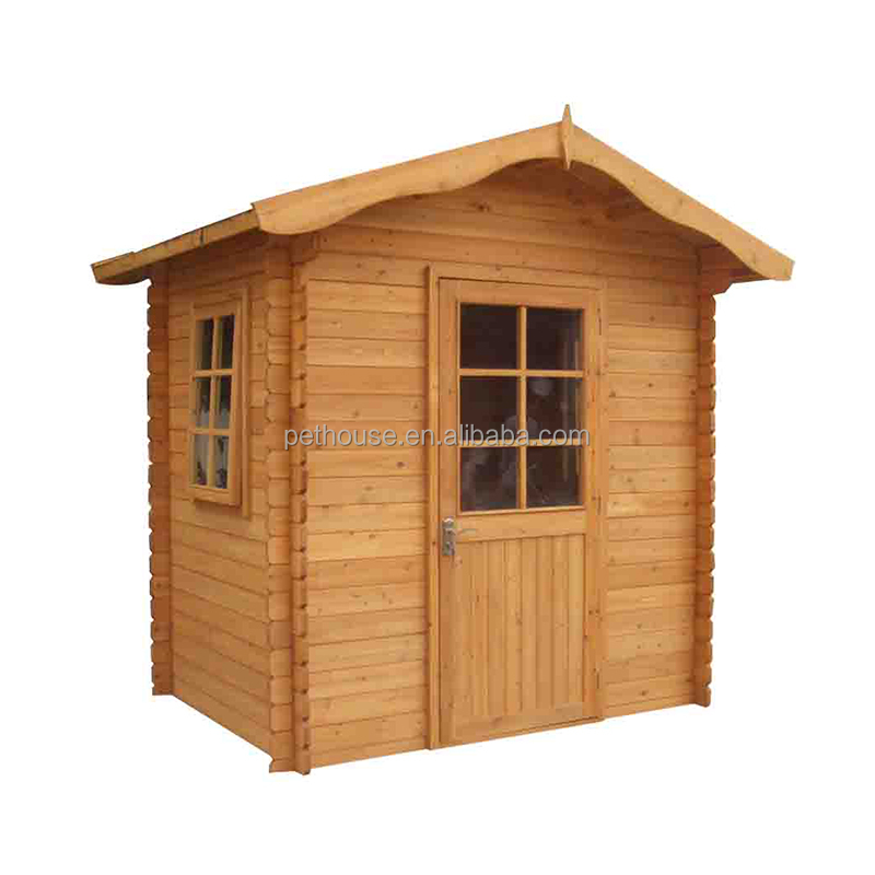 Garden Wooden Cabin log house