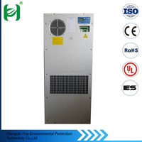 CE Approve Outdoor Advertising Kiosk Air Conditioning Cabinet, Air Conditioner A/C Units