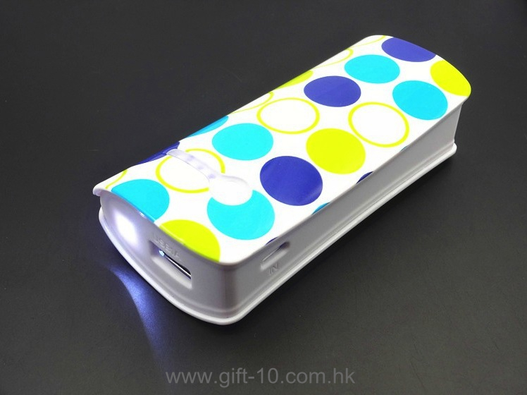 Custom fashion mini power bank