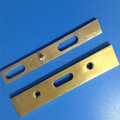 Customized cnc machined 62 brass parts