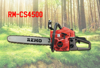 45cc cheap handy power chainsaw for cutting trees high branch cutter
