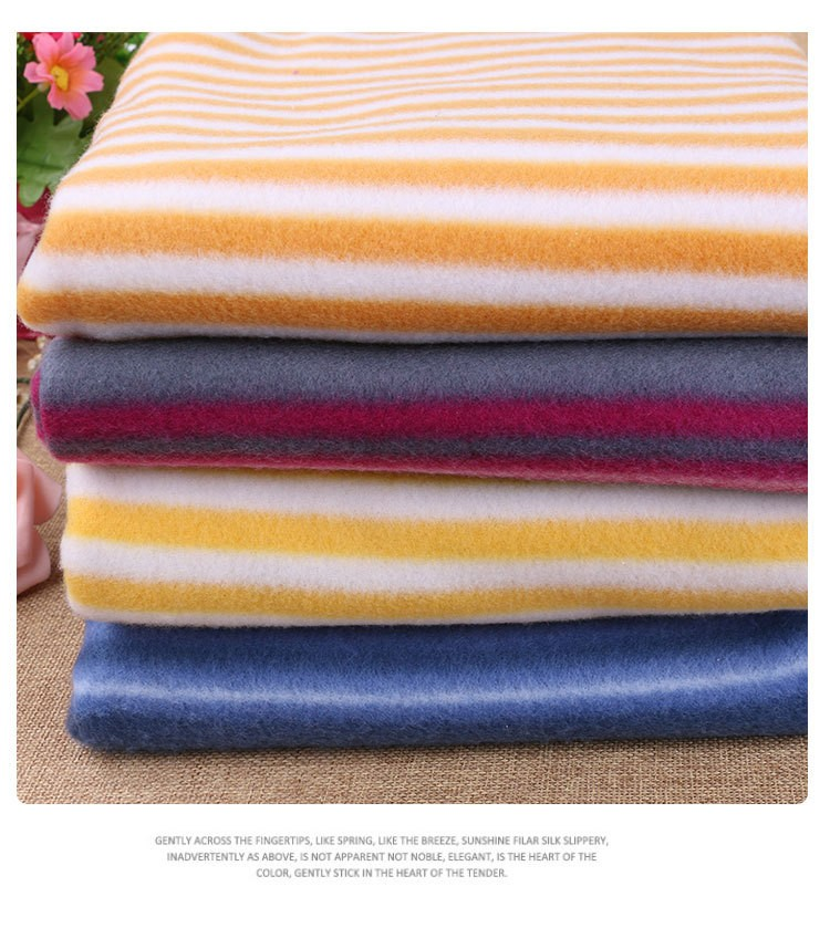 Comfortable Printed 100% Polyester Polar Fleece Blanket