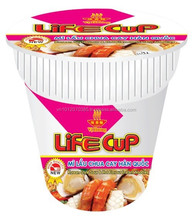 Korean Style Sour & Hot Flavour Instant Cup Noodles 70Gr FMCG products