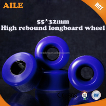 Hot Selling Wholesale Custom Printed Longboard Wheels