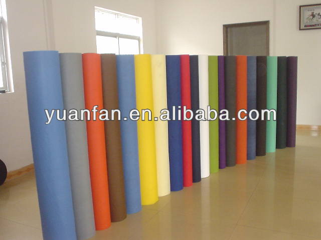 Used on medical supplies nonwoven fabric