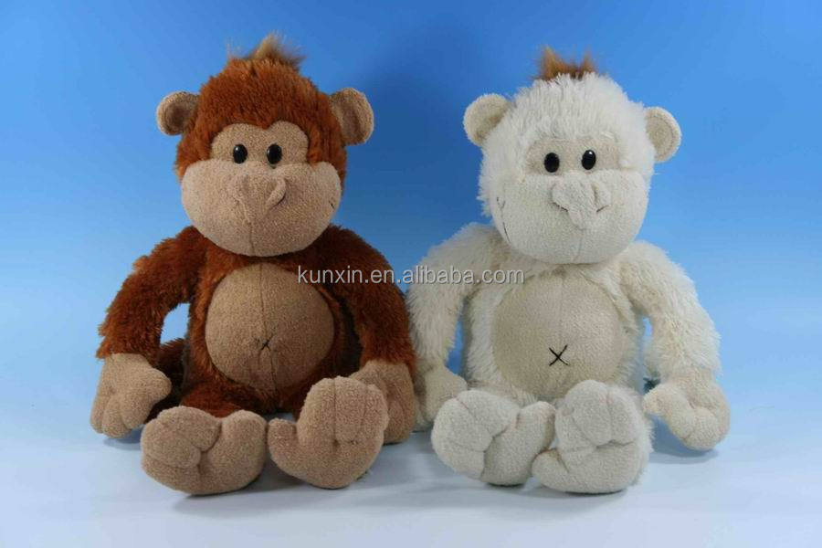 2016 new design plush monkey toy wholesale for baby gifts