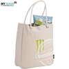 Maimeng personalized 12 Tote Bags Cotton / Natural Color Shopping Bag