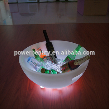 wholesale Modern design fashional wireless changing color LED wine bucket