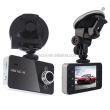 Full HD 1080P 2.7 Inch Car Video Camera Recoder Car Black Box DVR K6000 dash cam