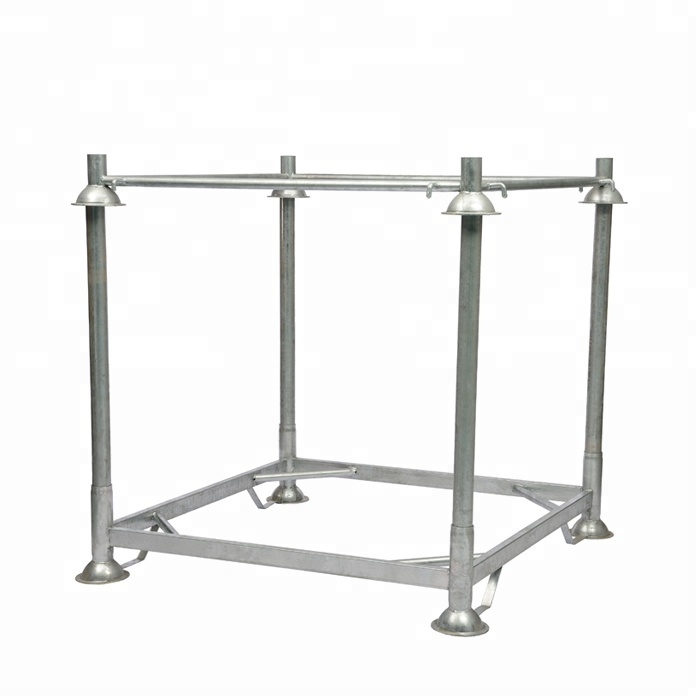 Heavy duty cold storage warehouse adjustable metal steel pallet <strong>rack</strong> with big bag