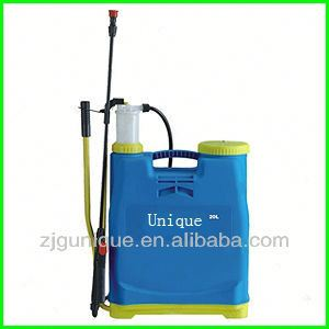 16L knapsack power sprayer with rechargeable battery