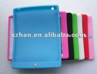 Higher quality Silicone Skin Case Cover for iPad 3