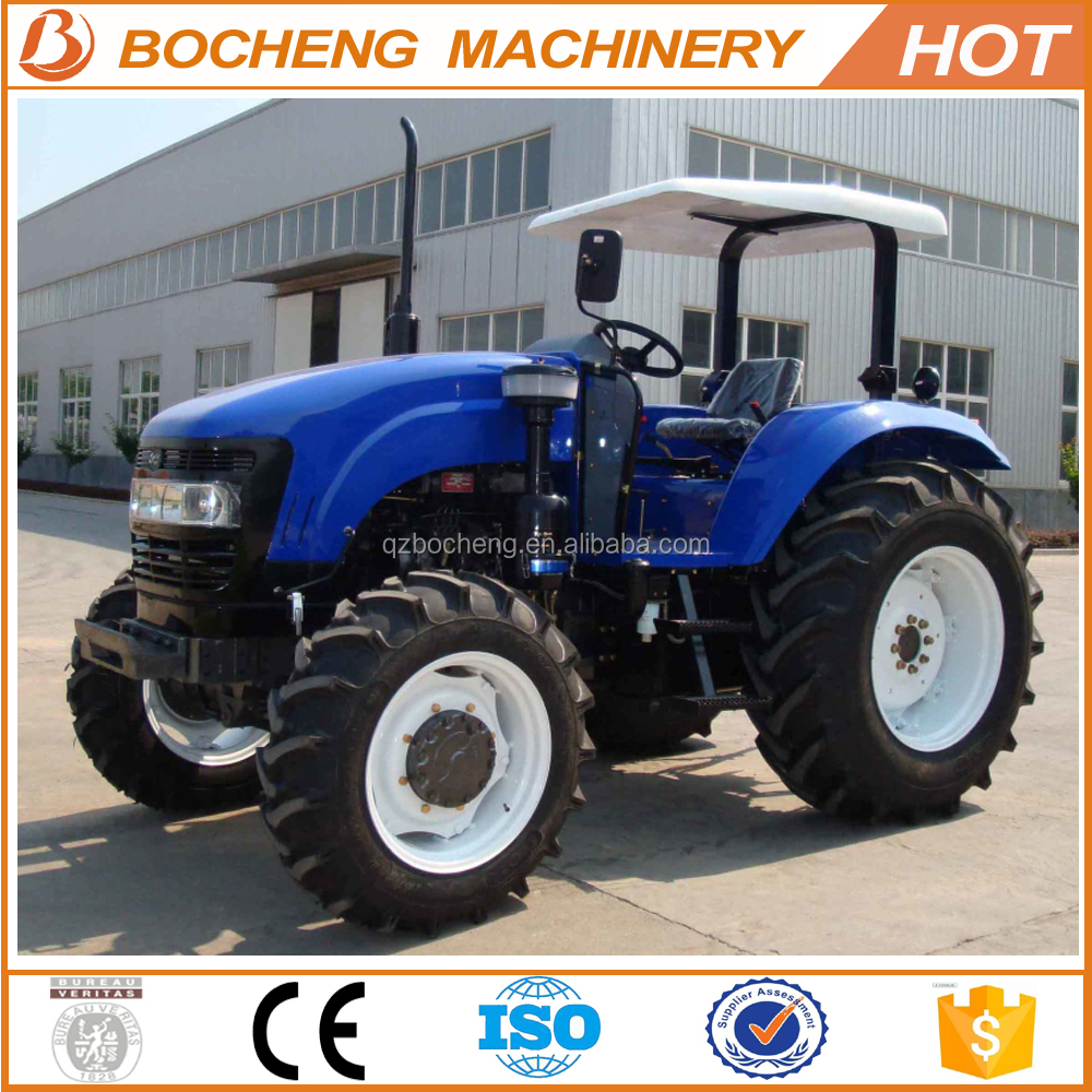 55HP 4WD multi-purpose farm track tractor price