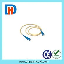 FC Outdoor Armoured Fiber Optic Patch Cord