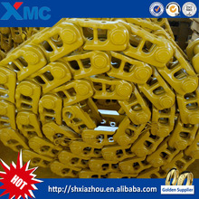 Excavator parts track chain link R190LC-5 with ISO