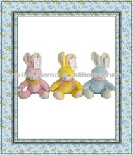 Easter Day Plush Rabbit