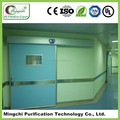 Door Hospital with hermetic automatic sliding fire proof door