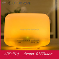 2016 led light ultrasonic aroma diffuser 500ml aroma diffuser