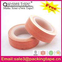 car paint masking tape picture frames,colorful rice paper tape with free samples offer