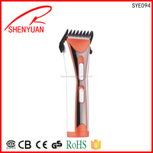 New style Professional Electric Hair Clipper & Trimmer salon tools for man shot hair