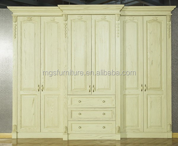 Luxury Design wood wardrobe for bedroom