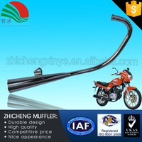 200CC High Quality Exhaust Chrome Silencer Used in Motorcycles