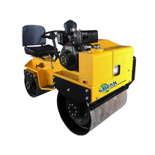 Wholesale double drum vibratory mini road roller for sale
