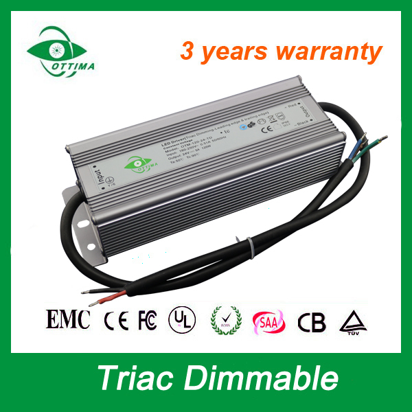 Led driver 24v 10w 20w 30w 36w 45w 60w 100w 120w 150w 200w led dimmable driver constan voltage waterproof