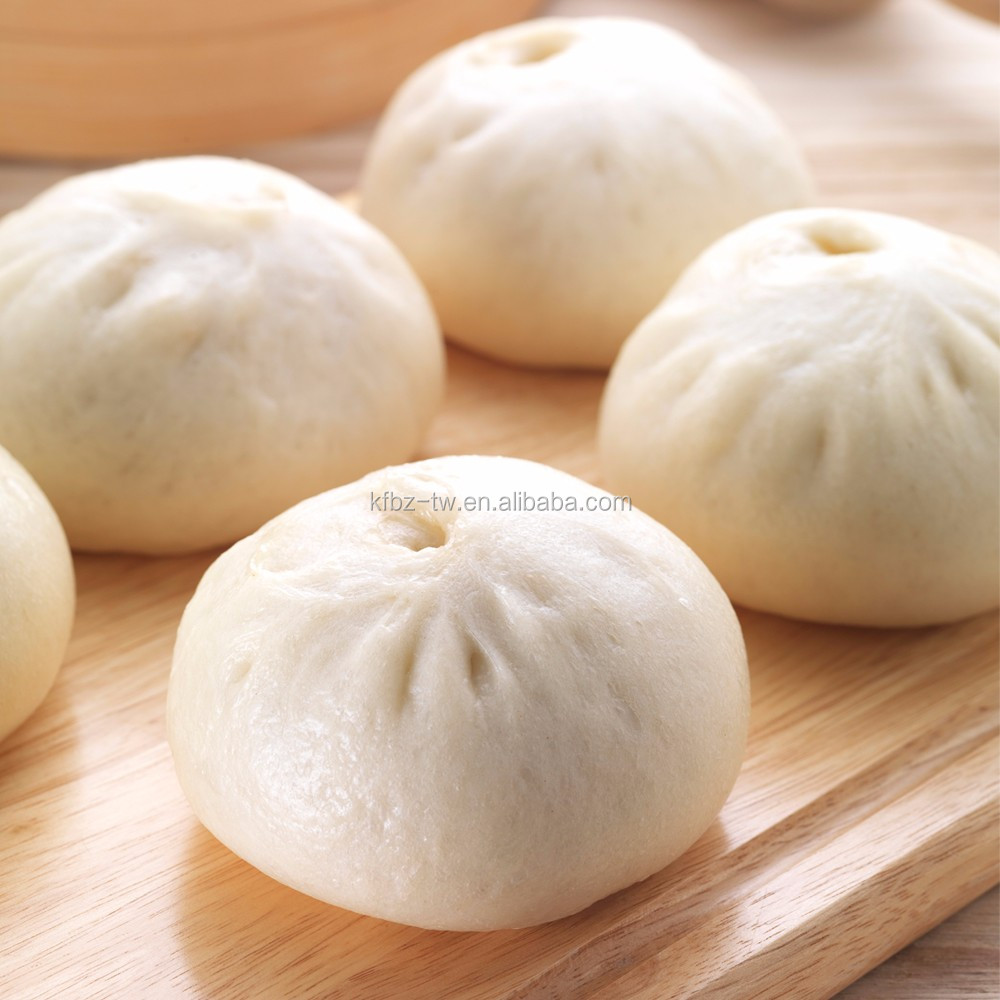 Frozen Dim Sum Steamed Chicken Stuffed Bun