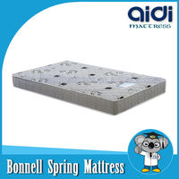 AH-1211 bonnell spring mattress with best price new design competitive price of coir mattress,promotional mattress made in china