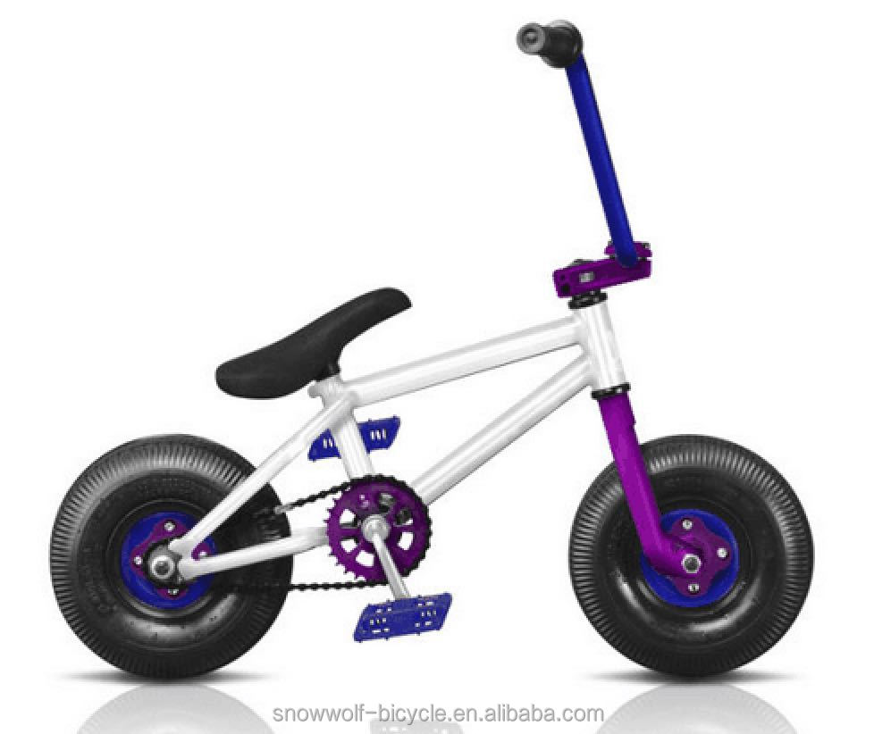 bmx color bike paint 10inch mini bmx bicycle