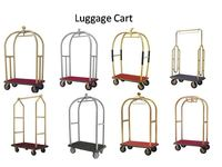 Hotel Luggage Carts