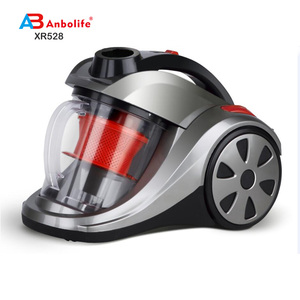 Anbolife Save Space Foldable Detachable Upright Cordless Household Stand Stick Handheld Cyclonic Vacuum Cleaner/Cleaning Machine
