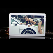 10.7 inch Wholesale Android Tablet Dual SIM Battery 5000mAh Quad Core Tablet PC With Camera WIFI 3G