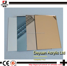 High quality plastic perspex mirrors sheet for sale