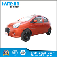 Panda style electric rechargeable cars in automobiles HSEC003