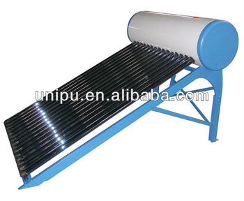 Glass Tube Solar Hot Water Heater