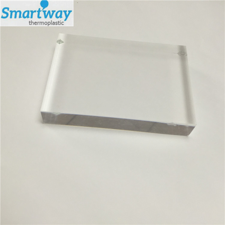 factory unbreakable 1220x2440mm clear acrylic display perspex sheet