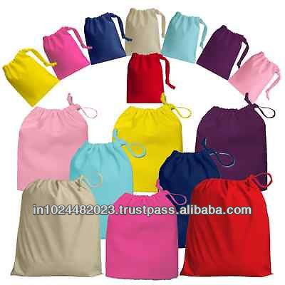 plain muslin drawstring bags muslin bags and pouches muslin custom printed bag